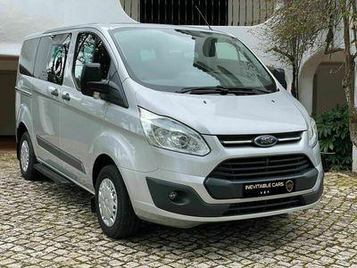 usado Ford Custom Tourneo2.0TDCI 9Lugares