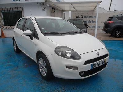 usado Fiat Punto 1.4 EASY GPL