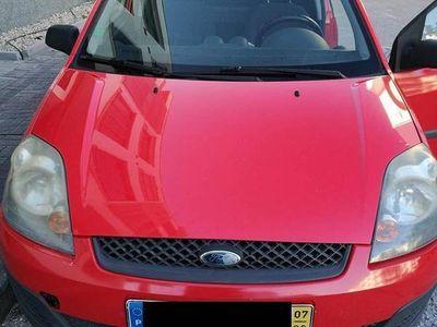 used Ford Fiesta Van 1.4 TDCI