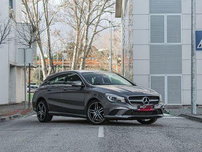usado Mercedes CLA200 D 7G-Tronic