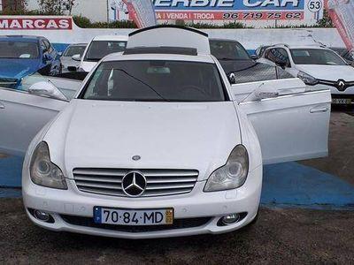 usado Mercedes CLK320 320