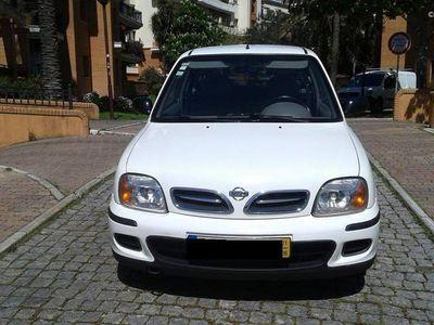 usado Nissan Micra 1.5D troco/vend