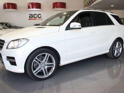 usado Mercedes ML350 d AMG Edition1 Designo