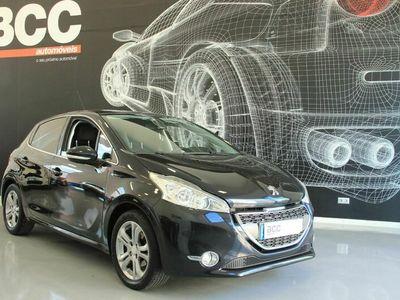 usado Peugeot 208 1.2 VTI ALLURE NAC.