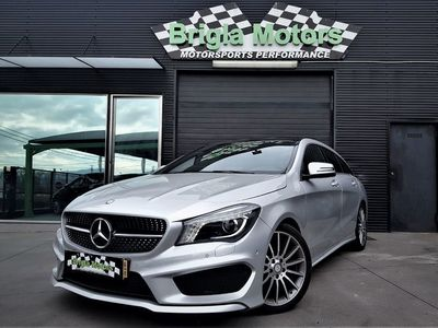 usado Mercedes CLA200 CDI AMG Shoting Break full extras