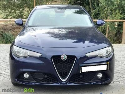 usado Alfa Romeo Giulia 2.2 D Super AT8