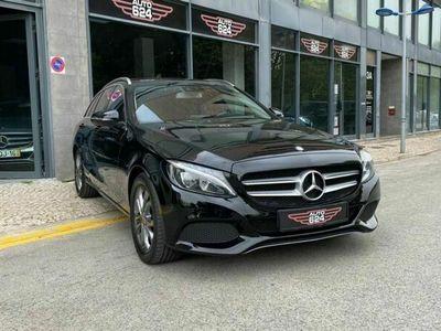 usado Mercedes C200 CDI Avantgarde Automática