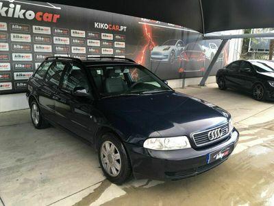 usado Audi A4 Avant 1.9 TDI Attraction EC