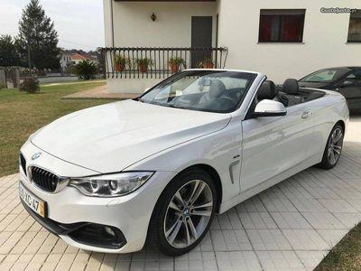 usado BMW 420 d Cabrio 184cv