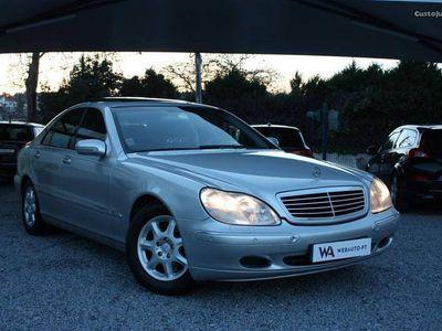 usado Mercedes S320 CDI Nacional 1 Dono