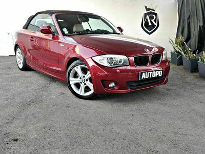 usado BMW 120 Cabriolet Cabrio