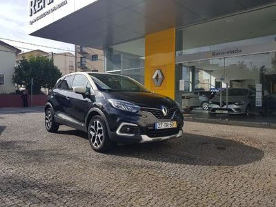 usado Renault Captur 1.5 dCi Exclusive