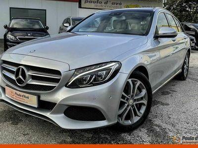 usado Mercedes C250 d BlueTEC AVANTGARD 204cv