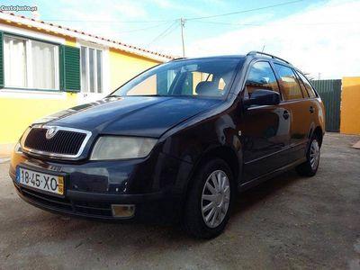 usado Skoda Fabia 1.4 Diesel -