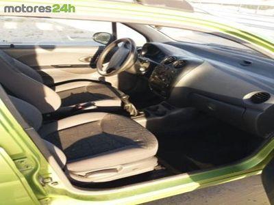 usado Chevrolet Matiz SE AC