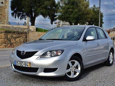 brugt Mazda 3 MZR 1.4 Comfort