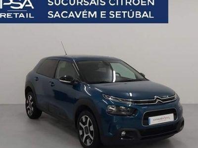 """usado Citroën C4 Cactus [""""1.2 puretech shine""""]"""