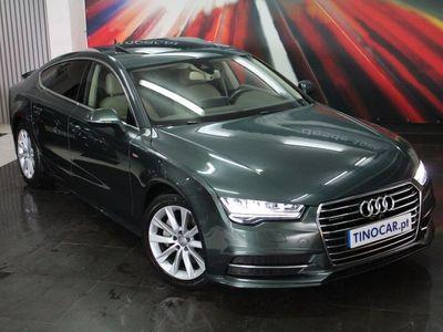 usado Audi A7 3.0 TDI Quattro S-Line Tiptronic GPS LEDS