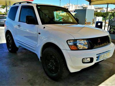 usado Mitsubishi Pajero 3.2 DID 165cv cx auto - Nac
