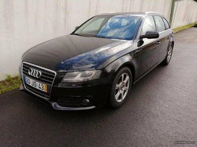 usado Audi A4 136 cv Gps Nacional