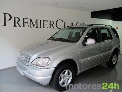 usado Mercedes ML270 CDI (Nacional)