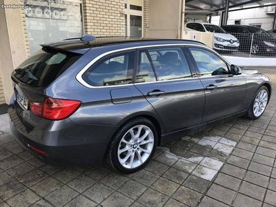 usado BMW 320 184cv Caixa Auto - 12