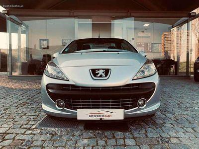 usado Peugeot 207 CC 1.6 HDI