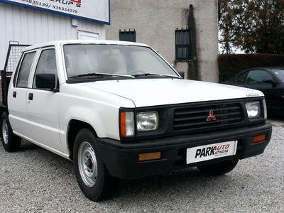 usado Mitsubishi L200 2.5 d 4x2 5 lug