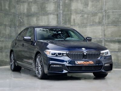 usado BMW 530 e Pack M IPerformance Plug-In - IVA Dedutível