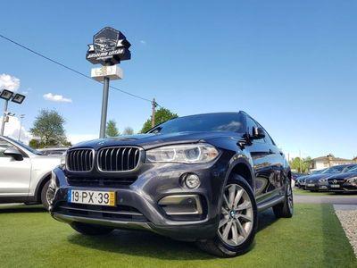usado BMW X6 30 d xDrive