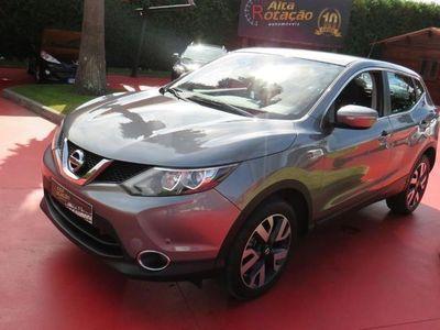 usado Nissan Qashqai 1.6dCi 130cv Câmara Traseira