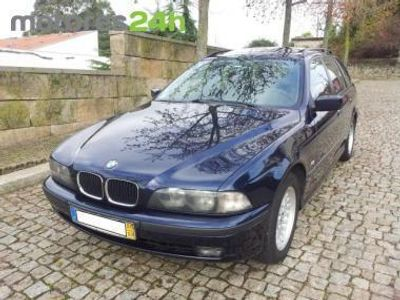 usado BMW 530 530 d Nacional Cx Manual