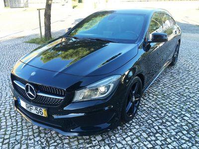 usado Mercedes CLA200 d AMG Line Aut.