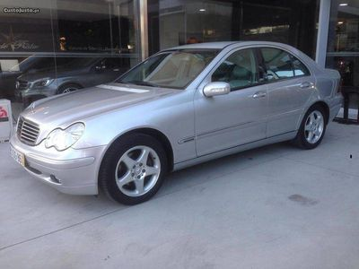 usado Mercedes C270 Elegance