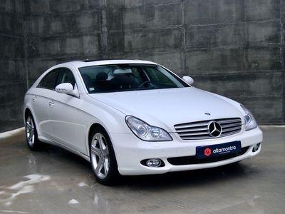 usado Mercedes CLS320 CDi - Nacional