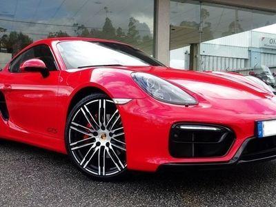 usado Porsche Cayman GTS GTS