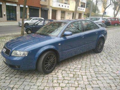 usado Audi A4 130cv - 01