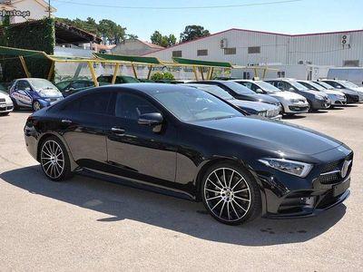 usado Mercedes CLS300 d AMG