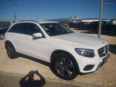 usado Mercedes GLC220 Exclusive