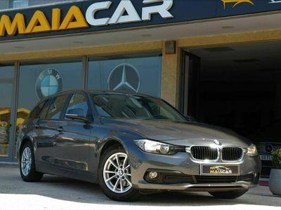 usado BMW 318 D Touring Advantage Aut