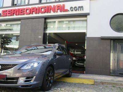 usado Mazda 6 SW 2.0 CRDI SPORT