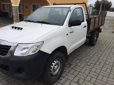 usado Toyota HiLux Cab Simples 4x2