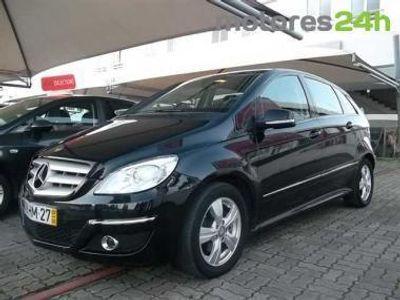 usado Mercedes B180 ClasseCDi Executive