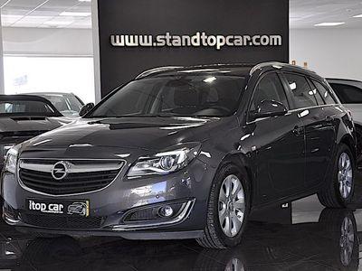 usado Opel Insignia 1.6 CDTi Selection S/S (136cv) (5p)