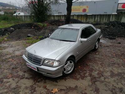 usado Mercedes C250 turbo d (carro)