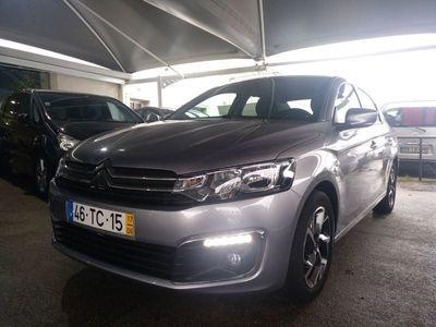 usado Citroën C-Elysee I 1.6 HDi 100CV Shine GPS
