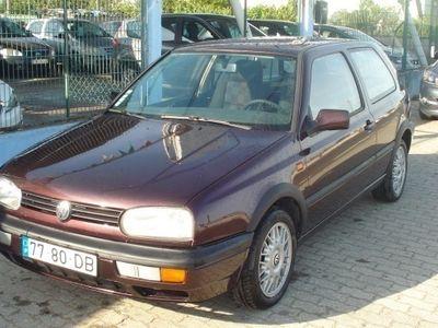 usado VW Golf serie 3 1.9 turbo diesel comercial