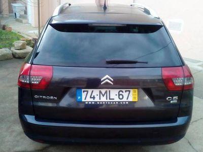gebraucht Citroën C5 Carrinha, 1.6 ehdi