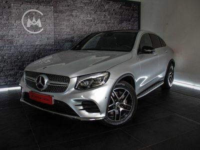usado Mercedes GLC250 D Coupé 4Matic AMG 360 Night Carbon