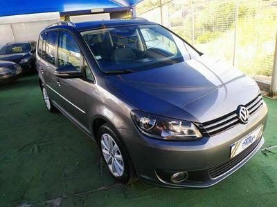 usado VW Touran 2.0 HDI Blue Highline 7Lugares
